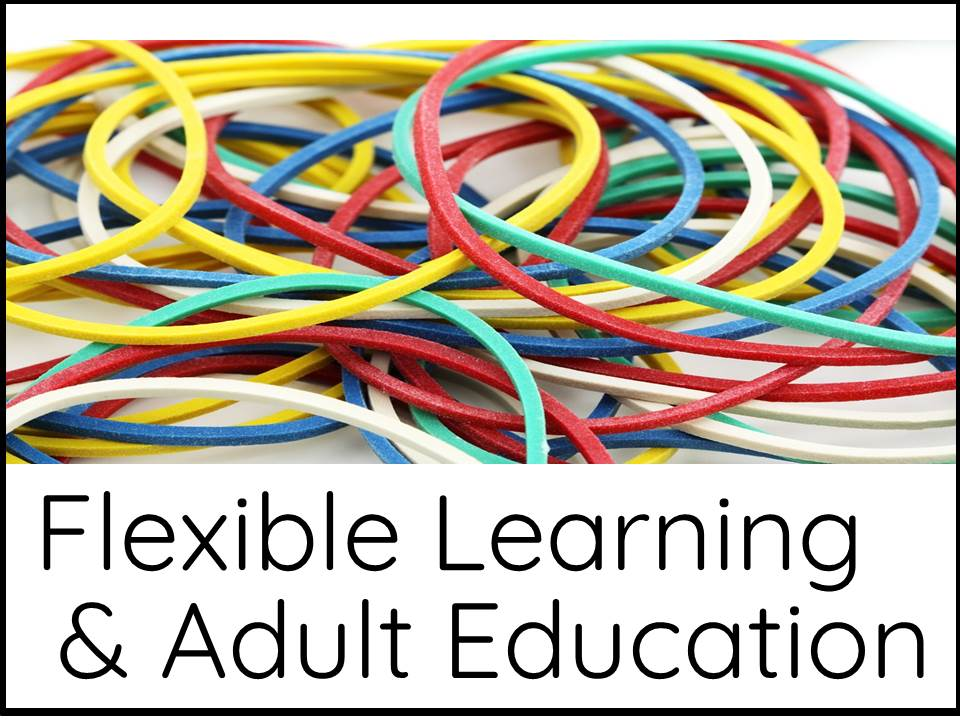 Flexible Learning and Adult Education