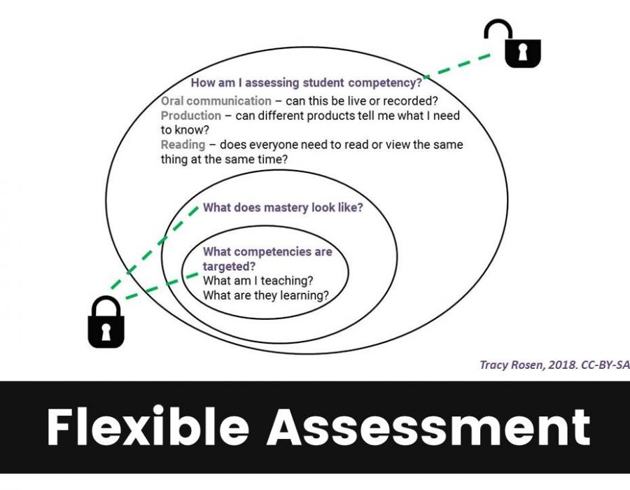 Flexible Assessment Practices
