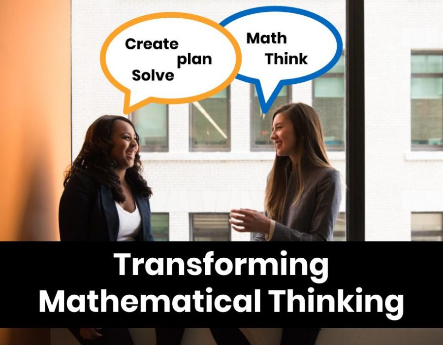 Article title: Transforming Mathematical Thinking