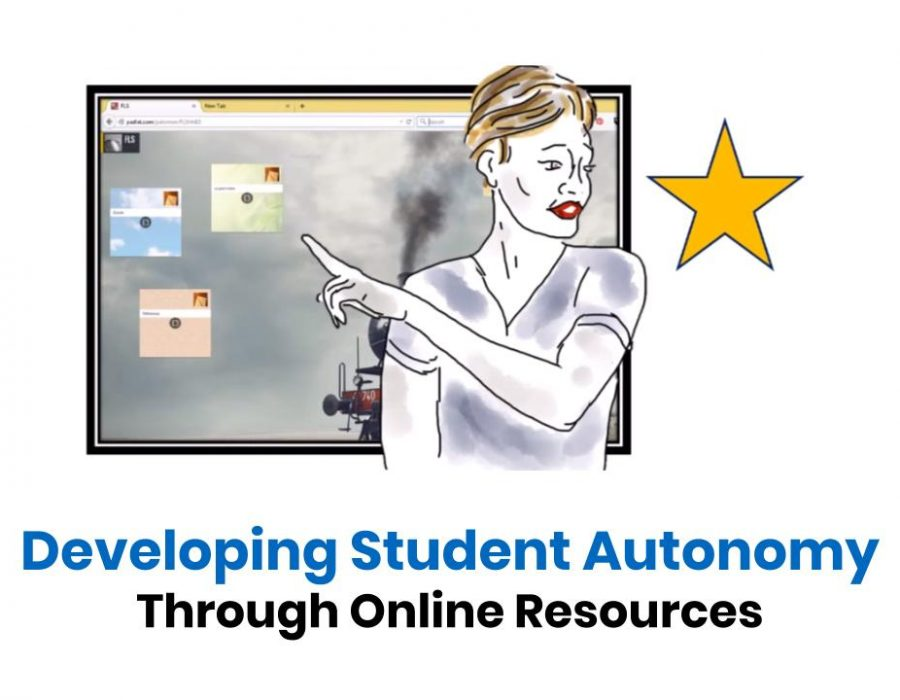 Developing Student Autonomy Through Online Resources